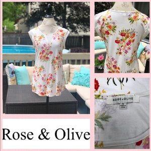 Rose & Olive